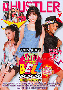 This Ain't Saved By The Bell XXX Box Cover
