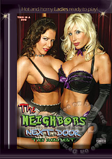 The Neighbors Next Door Box Cover