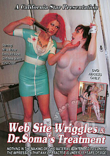 Web Site Wriggles & Dr. Soma's Treatment Box Cover