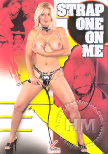 Strap One On Me Box Cover
