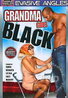 Grandma Goes Black Box Cover