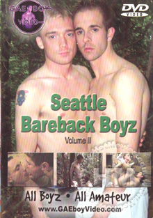 seattle bareback boys