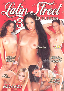 Latin Street Hookers #3 Box Cover