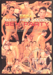 West Hollywood Sex Party Box Cover