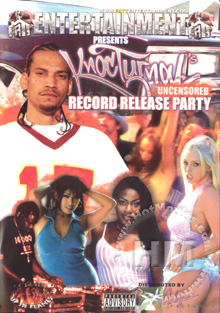 Knocturnal's Uncensored Record Release Party Box Cover