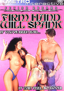 Firm Hand Will Spank Box Cover