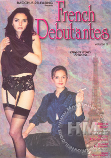 French Debutantes Volume 3 Box Cover