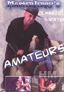 Master Jerry's Amateurs Vol. 3 Box Cover