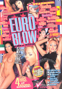Euro Blow Box Cover