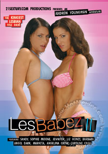 Les Babez II Box Cover