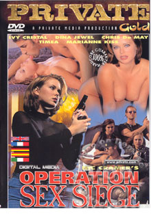 Operation Sex Siege Box Cover