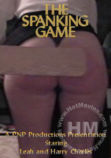 The Spanking Game Box Cover