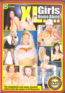 XL Girls Home Alone Box Cover