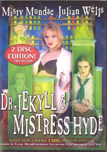 Dr. Jekyll & Mistress Hyde Box Cover