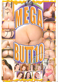 Mega Butt 10 Box Cover