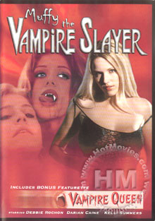 Muffy The Vampire Slayer Box Cover