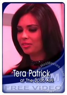 Tera Patrick Interview At The 2005 Adult Entertainment Expo Box Cover
