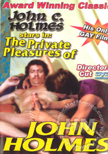 The Private Pleasures of John Holmes Box Cover