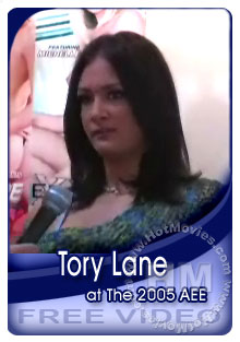 Tory Lane Interview At The 2005 Adult Entertainment Expo Box Cover