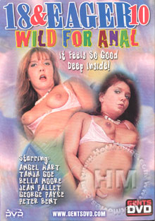 18 & Eager 10 - Wild For Anal