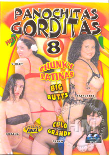 Panochitas Gorditas 8- Chunky Latinas Box Cover