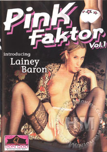 Pink Faktor Vol. 1 Box Cover