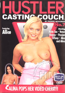 Hustler Casting Couch X No. 7 Box Cover