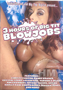 3 Hours Of Big Tit Blowjobs Box Cover