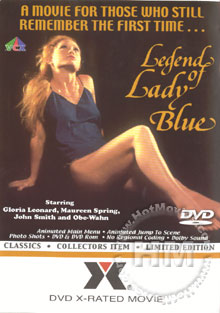 Legend of Lady Blue Box Cover