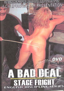 A Bad Deal - Stage Fright Box Cover