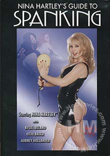 Nina Hartley's Guide To Spanking Box Cover