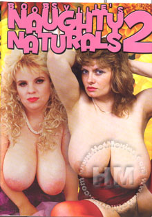 Boobsville's Naughty Naturals 2 Box Cover
