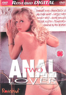 Anal Lover Two Box Cover