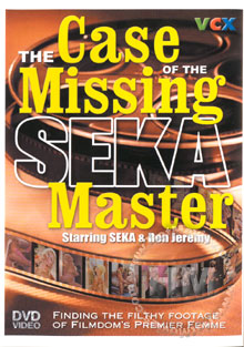 The Case Of The Missing Seka Master Box Cover