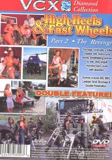 High Heels & Fast Wheels Part 2 - The Revenge Box Cover