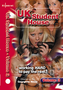 UK Student House Vol. 2 - Cum And Meet The Girls! Box Cover