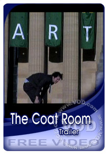The Coat Room - Trailer Box Cover