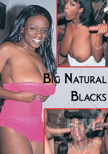 Big Natural Blacks Box Cover