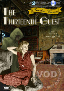 The Thirteenth Guest Box Cover