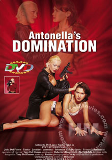 Antonella's Domination Box Cover