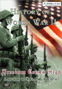 History Of World War II - Learning To Live With The War!   Disc 1