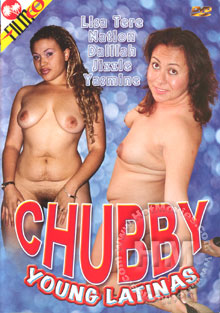Chubby Young Latinas Box Cover