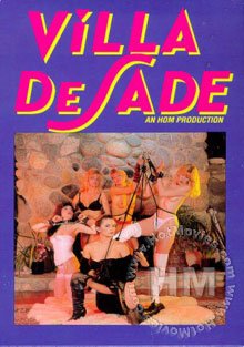 Villa De Sade Box Cover