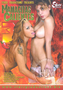 Mamacitas Calientes 3 Box Cover