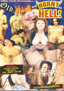Old, Hot & Horny As Hell Box Cover