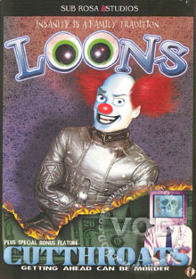 Loons Box Cover