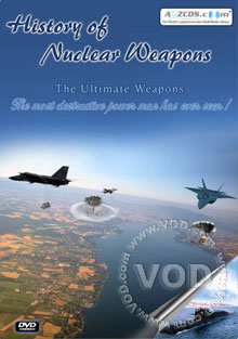 History Of Nuclear Weapons - The Ultimate Weapons Disk 2 Box Cover