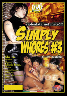 Sheila Nel Bronx (Simply Whores #3) Box Cover