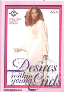 Desires Within Young Girls Box Cover