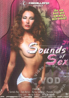 Sounds Of Sex Box Cover